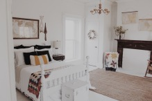 Dressing Room Makeover – Proffitt Design Co
